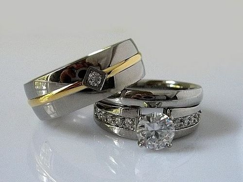 big wedding rings sets Big Wedding Rings Tumblr ring ideas