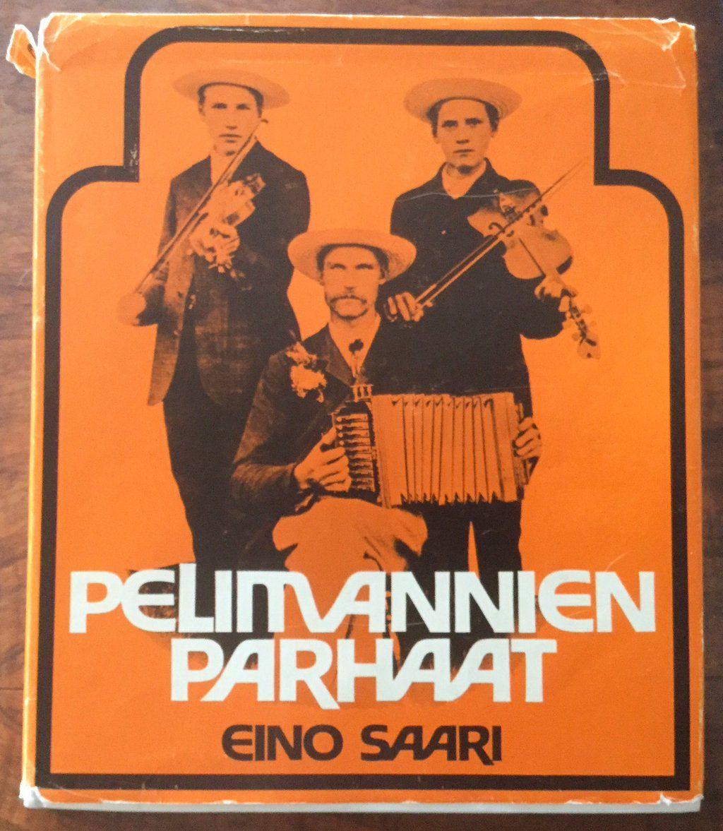 """Suvi Salo on Twitter: """"#kotikirjahylly #lempikirja #pelimannimusiikki #kansanperinne https://t.co/qdHxmVHn92"""""""