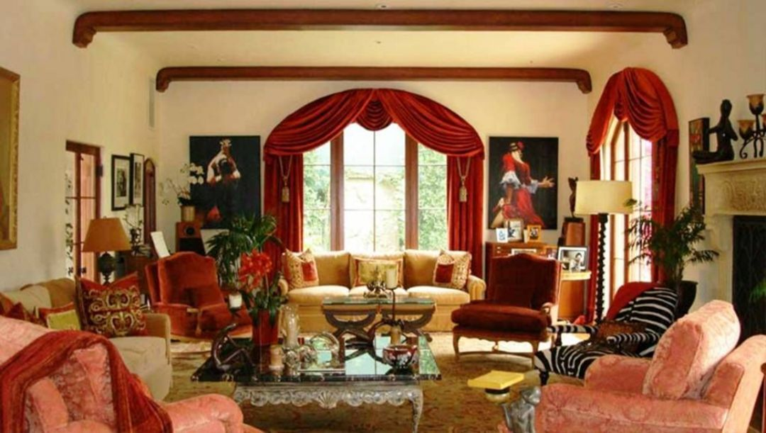 10+ Most Popular Tuscan Decor Living Room