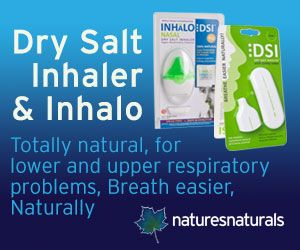 Natural Respiratory Aids for healthier breathing