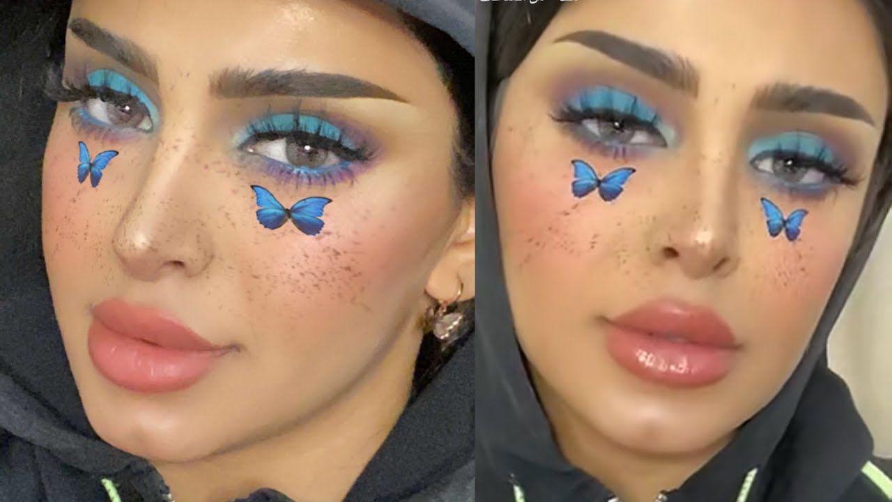 لوك صيفي سناب شوق Youtube Carnival Face Paint Zika Face