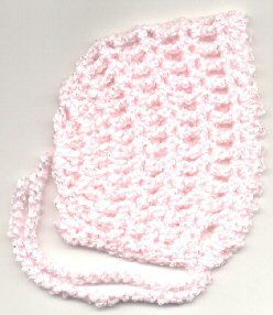 Bonnet with tie easy do mommies put their babies in bonnets this bonnet with tie easy do mommies put their babies in bonnets this looks fun dt1010fo