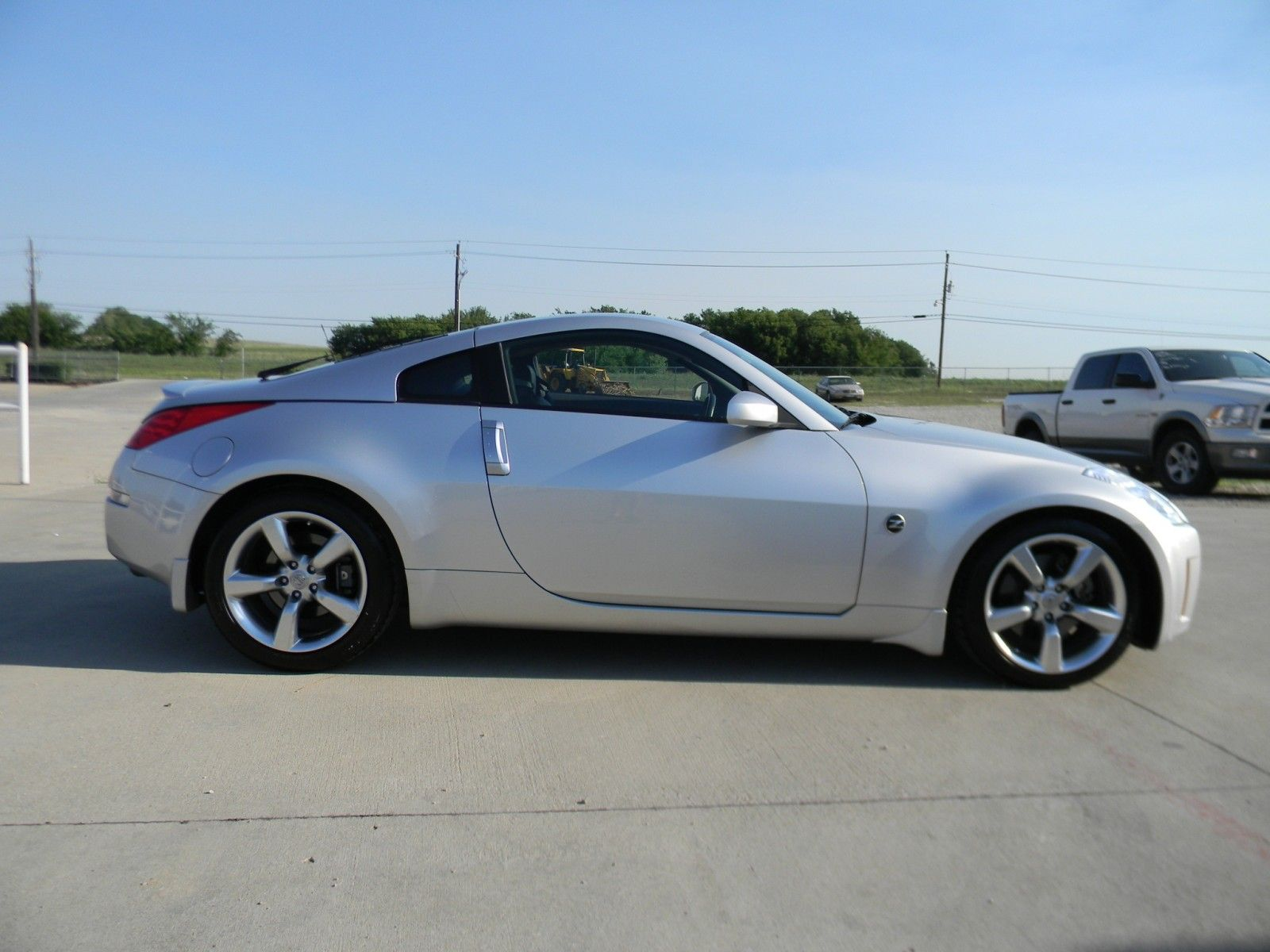 2006 Nissan 350z Coupe Enthusiast