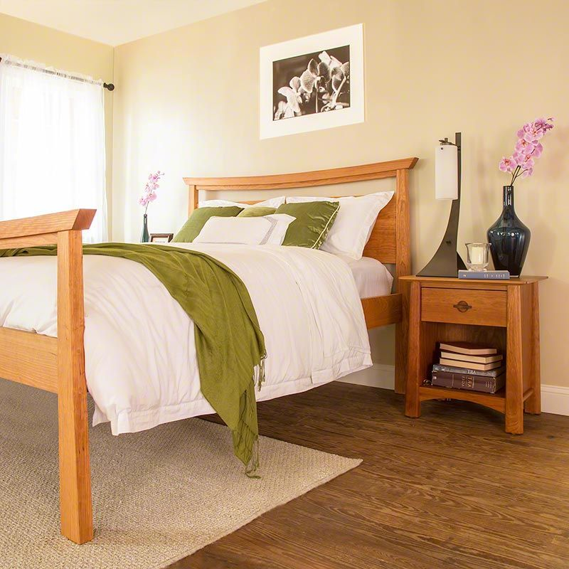 built bedroom furniture moduluxe. Solid Vermont-made Wood Furniture With An Asian-style Flare. Built Bedroom Moduluxe