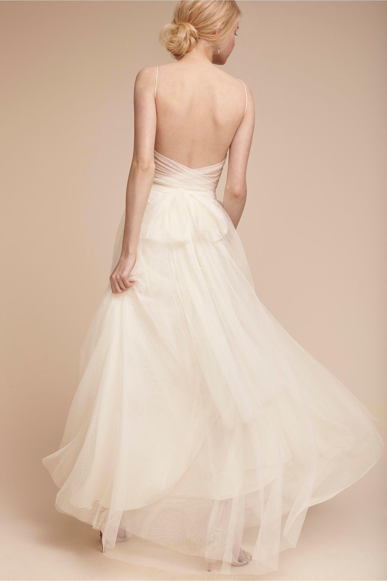 BHLDN Tinsley Dress in Bride Reception & Rehearsal Dresses   BHLDN ...