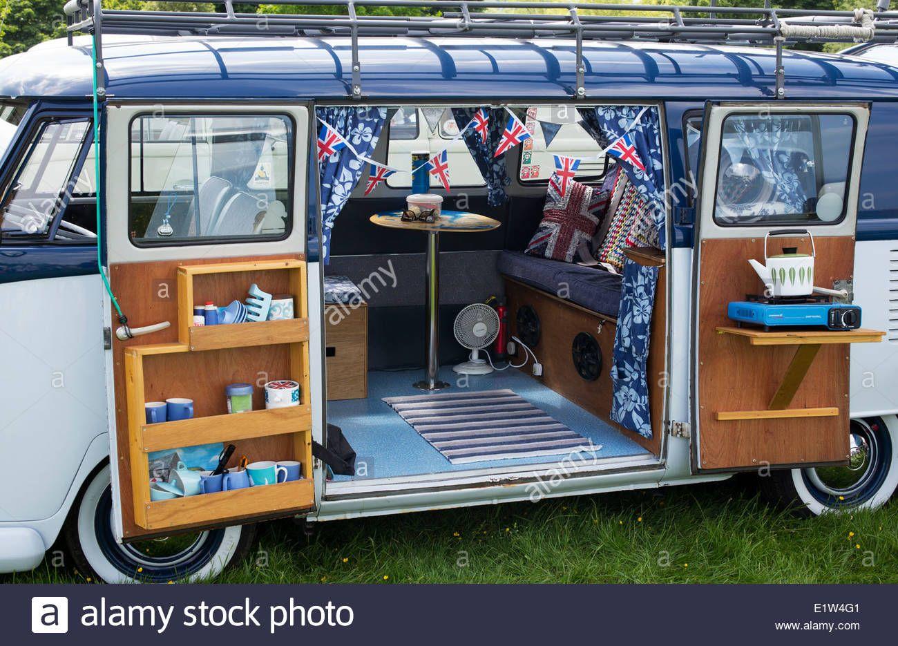 Old Fashioned Dodge Camper Vans