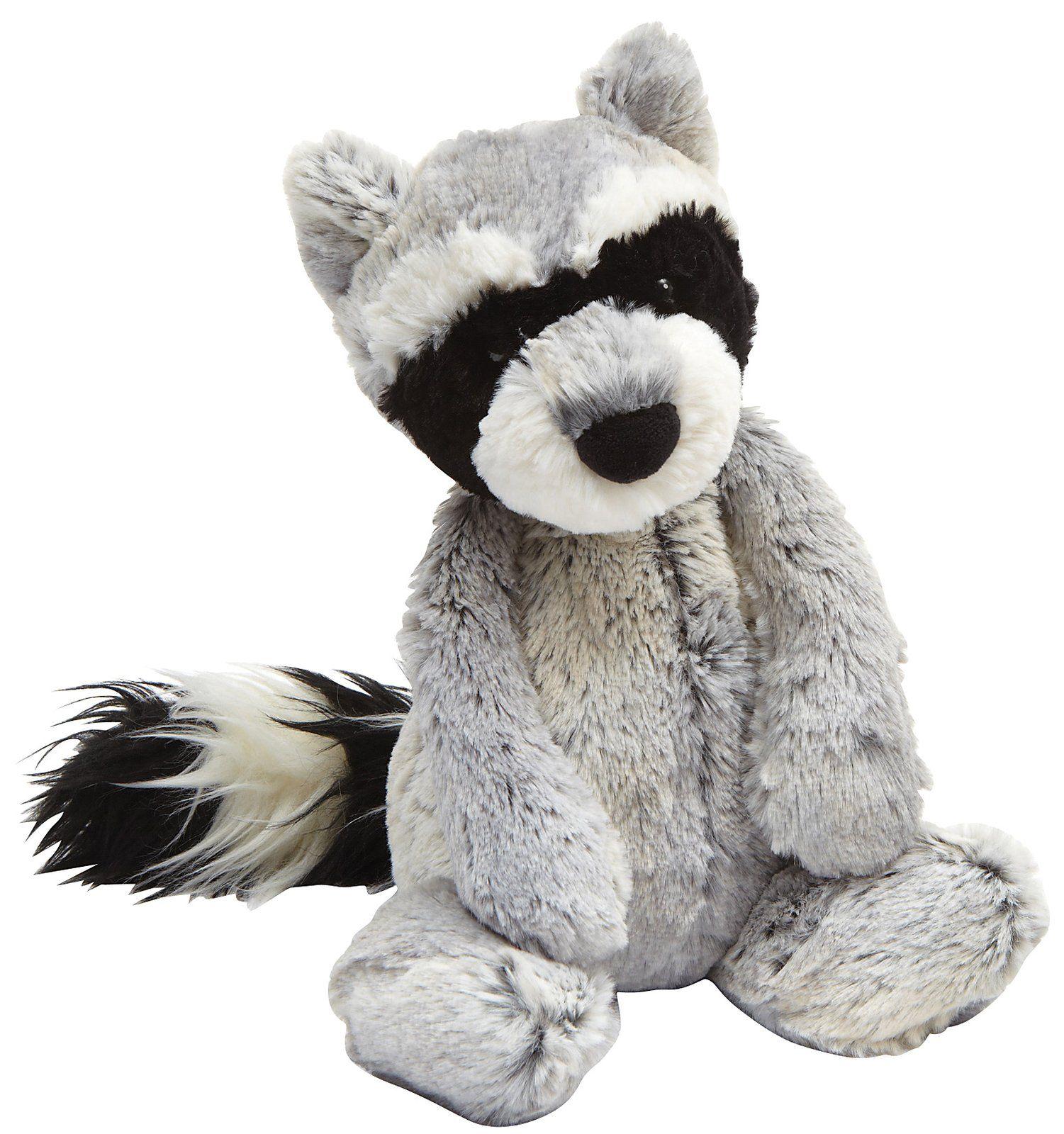 Jellycat Woodland Raccoon Jellycat Stuffed Animals Raccoon Stuffed Animal Teddy Bear Stuffed Animal