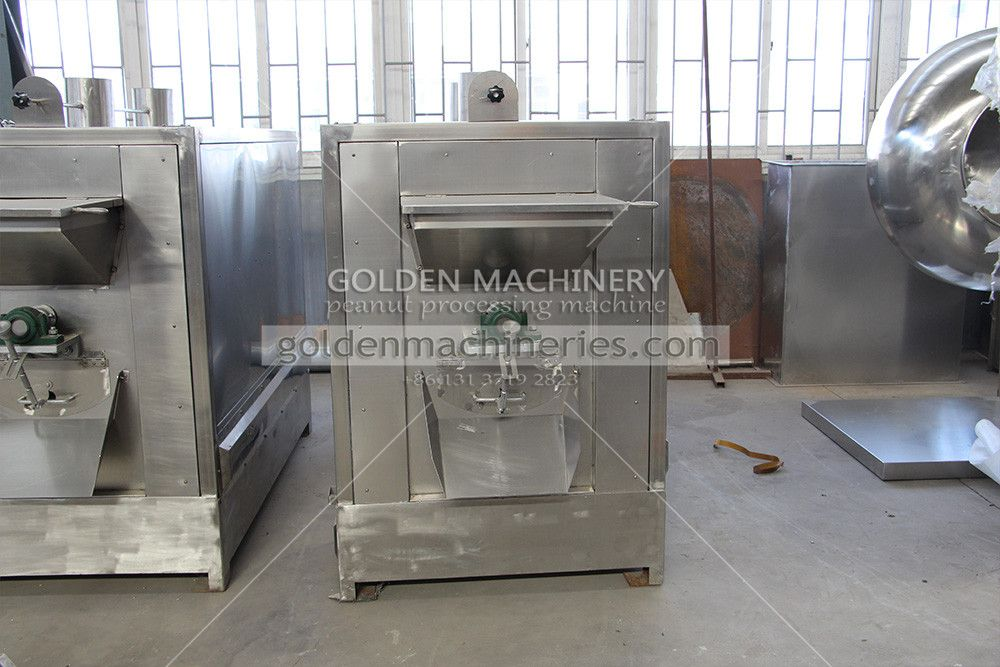 Newest style coffee bean roasting machine/automatic