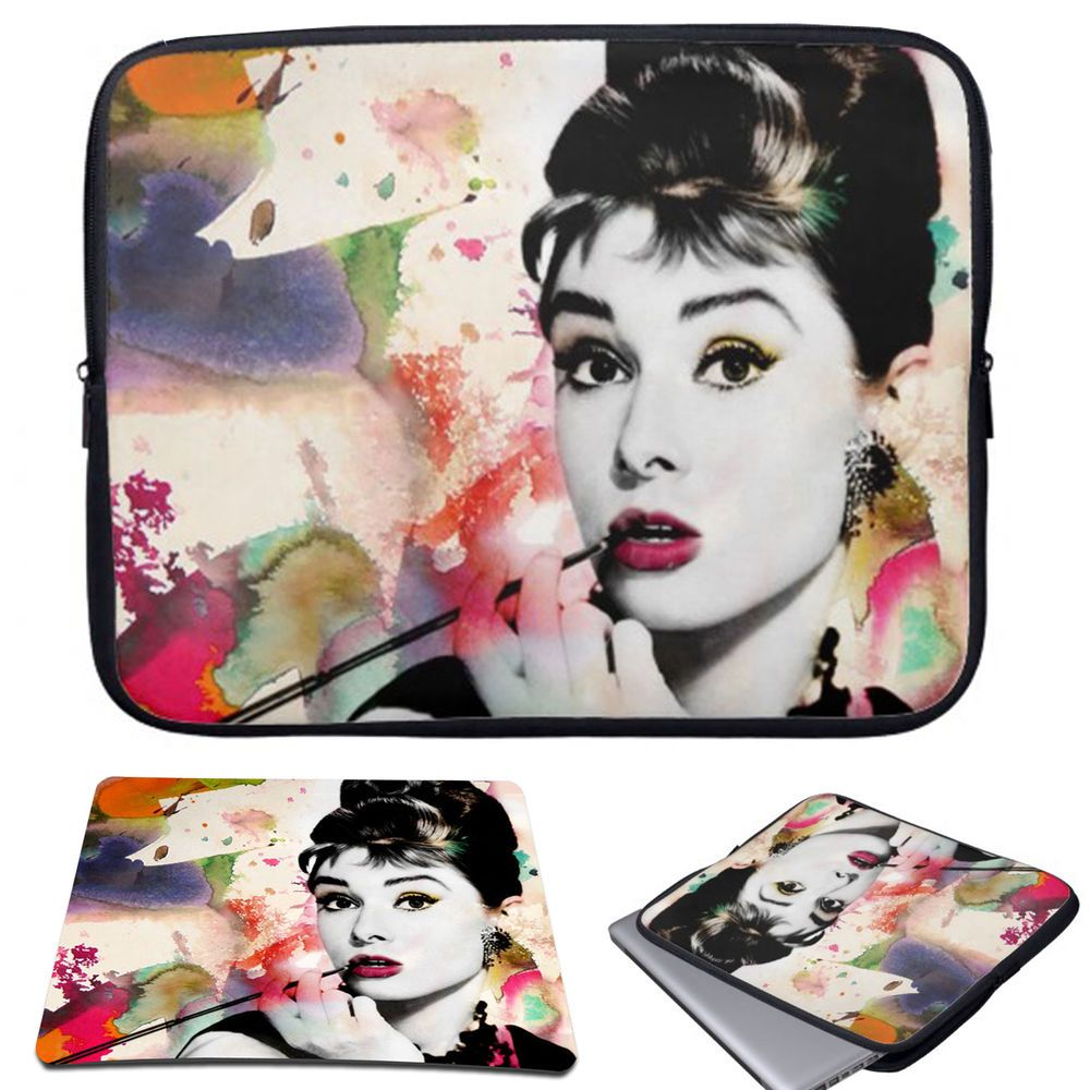 "1115.6"" Laptop Soft Sleeve Case Bag Cover+Mouse Pad For"