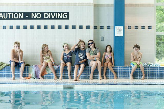 Learn to Swim — Yeronga Park Swimming Pool