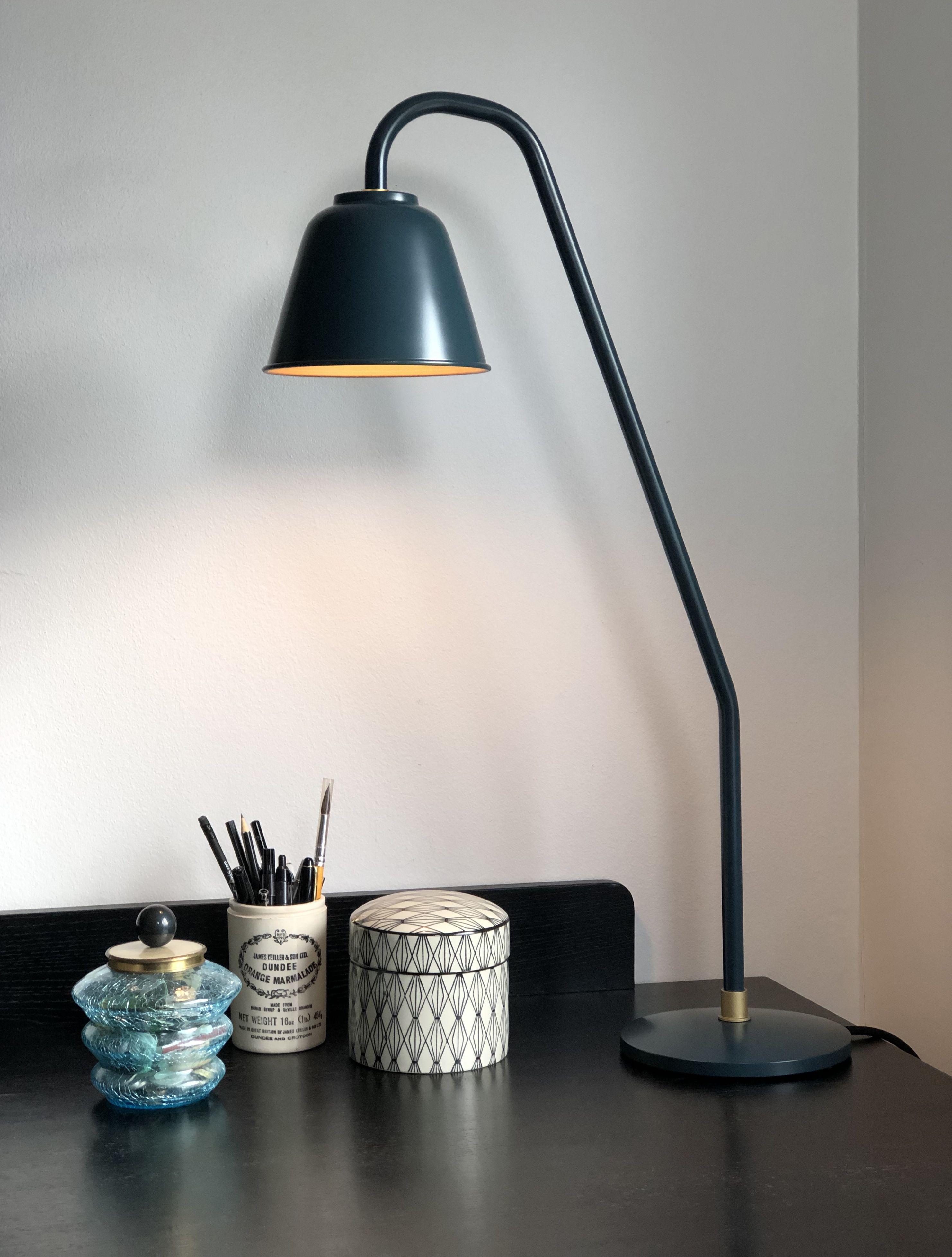 Webster Table And Floor Lamp Lamp Design Modern Scandinavian Design Danish Design