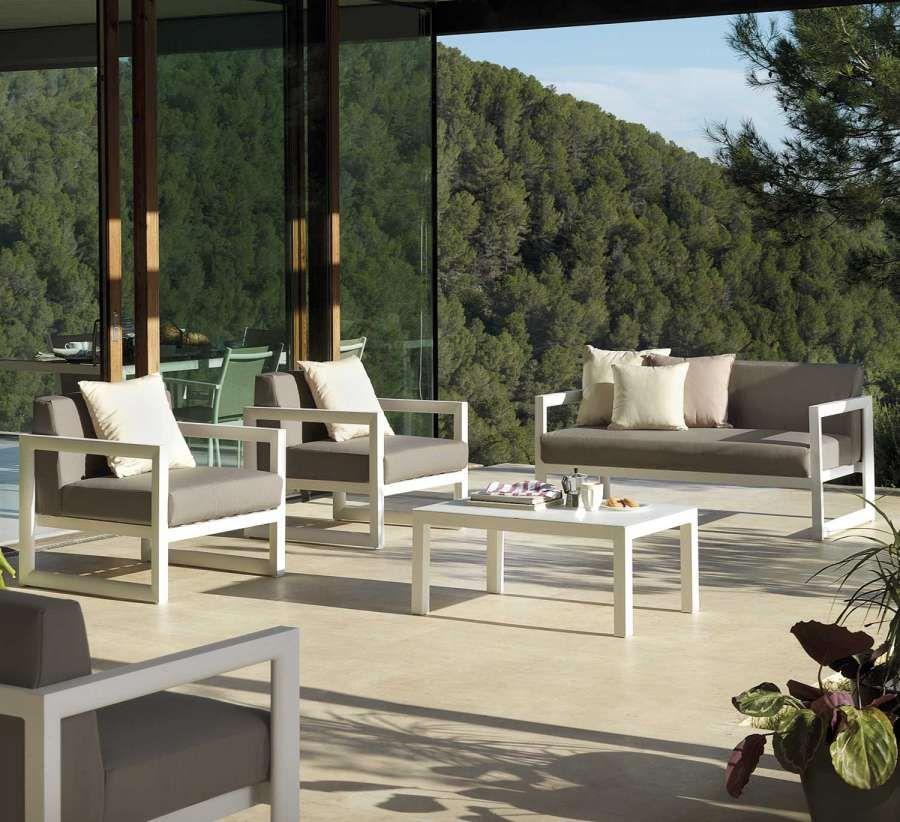 12+ Salon De Jardin Aluminium Blanc ...