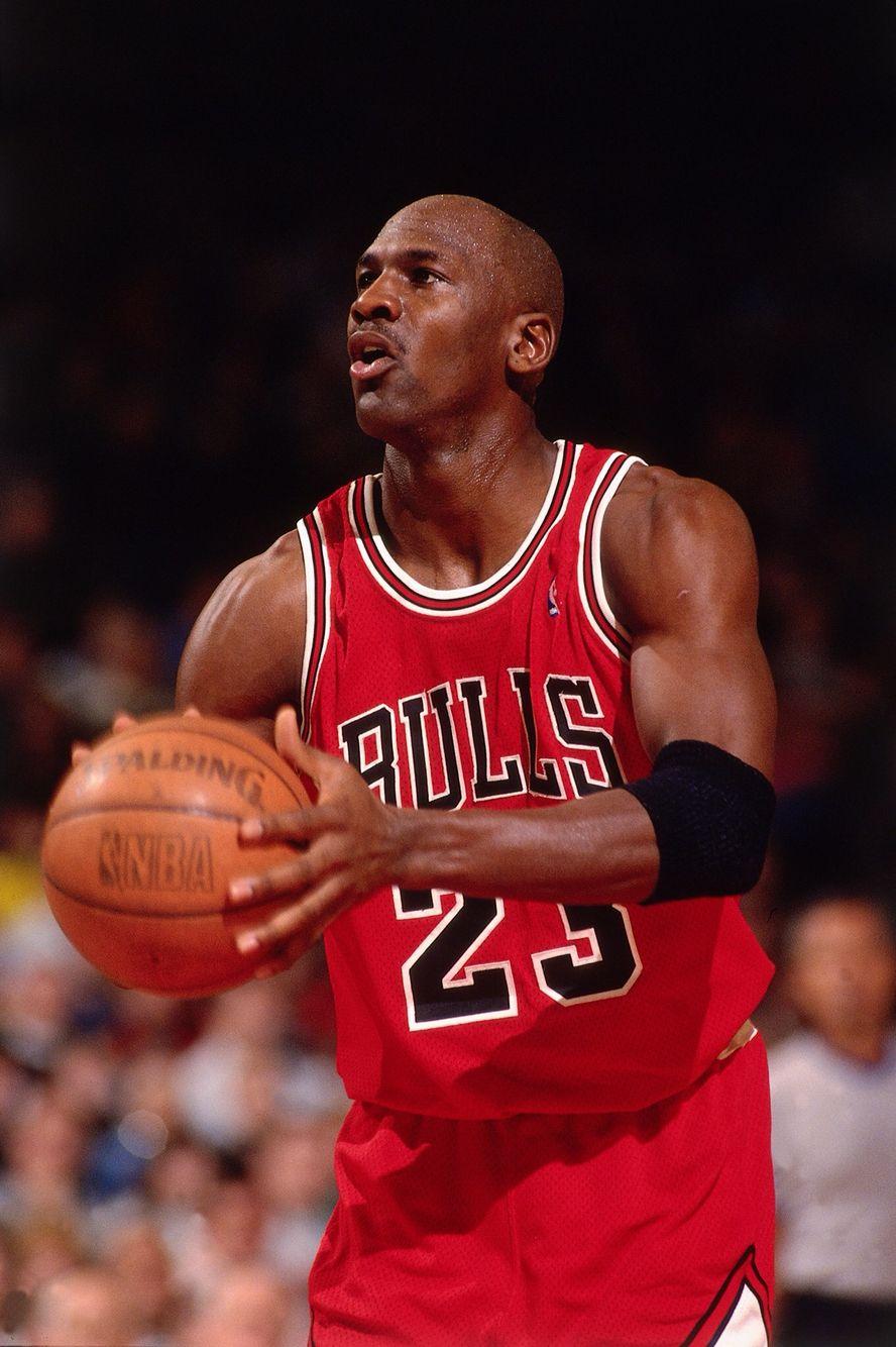 Michael Jordan - CHI Bulls Giocatori Della Nba dac905817bbf