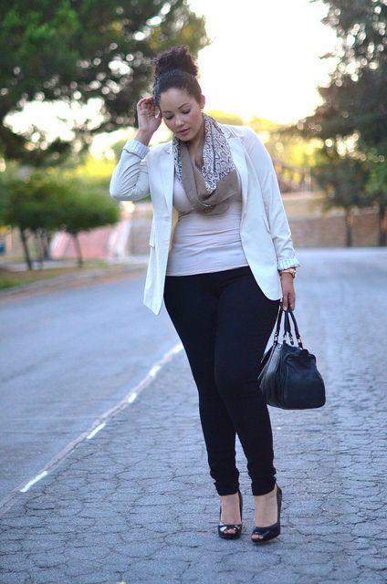 Blog For Girls With Curves Inspirationen Outfits Fur Kurvige