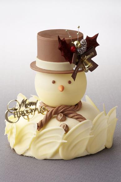 what a fun Christmas cake
