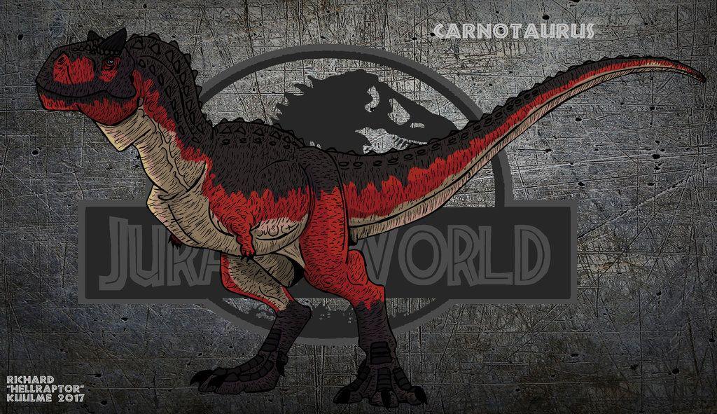 Jurassic Park Fanart by Hellraptor on DeviantArt Arte