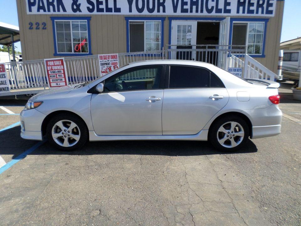 Car For Sale 2013 Toyota Corolla S In Lodi Stockton Ca Toyota Corolla Corolla Cars For Sale