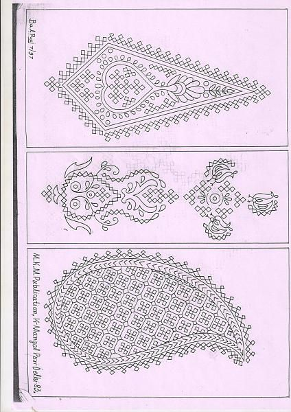 Pin By Arati Ranadive On Embroidery Patterns Pinterest