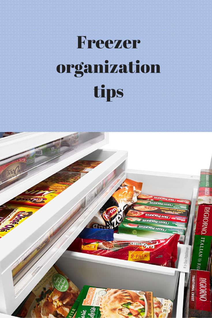 Stay Cool 5 Freezer Organization Tips
