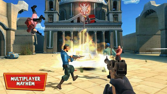 Blitz Brigade Online Fps Fun V1 0 3 For Android Htc One Nexus