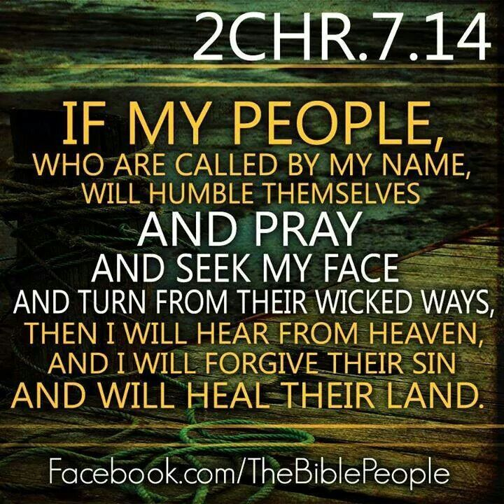 2 sChronicle 7:14