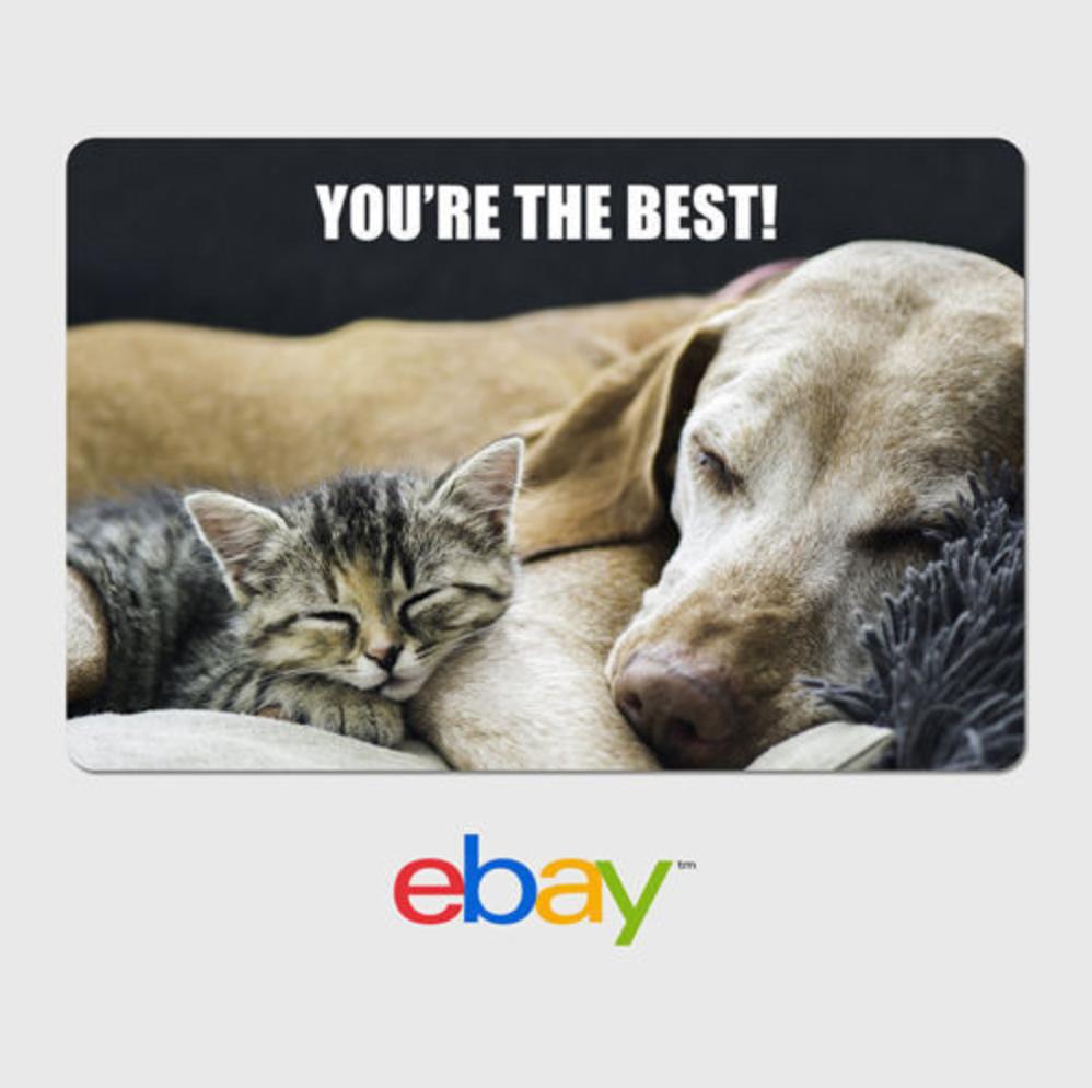 Ebay Digital Gift Card: Nice EBay Digital Gift Card