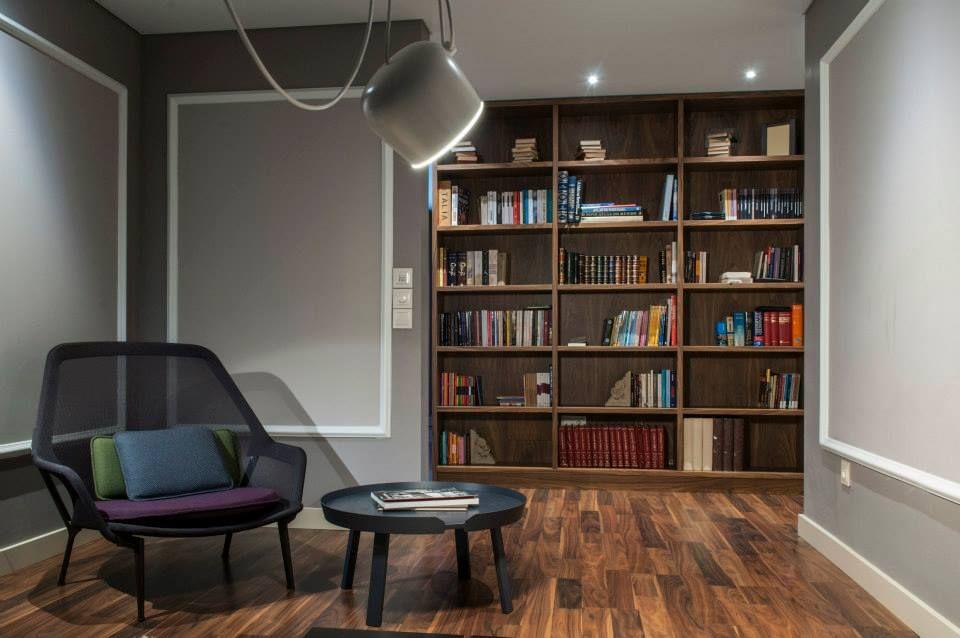 flat AB   interior design