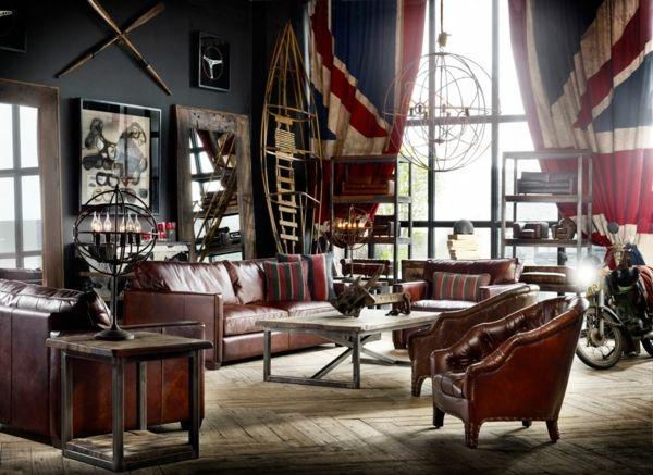 D coration vintage pour les espaces modernes vintage pinterest d coration vintage maison - Decoration vintage maison ...
