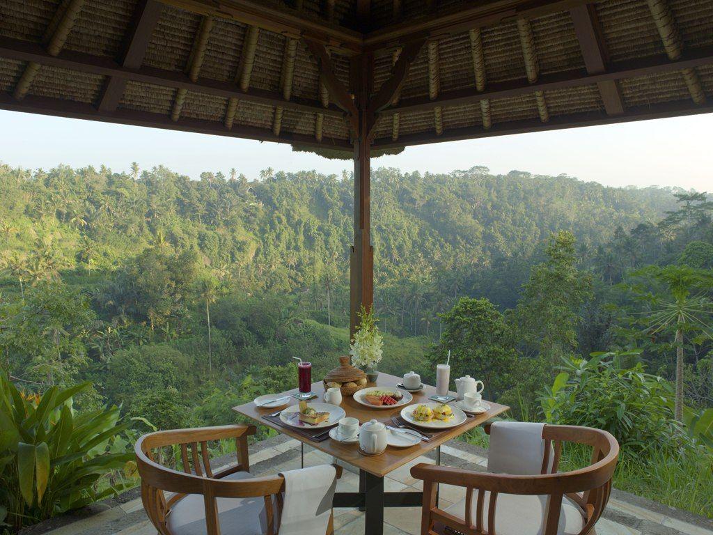 Amandari Bali Hotels And Resorts Condé Nast Traveler