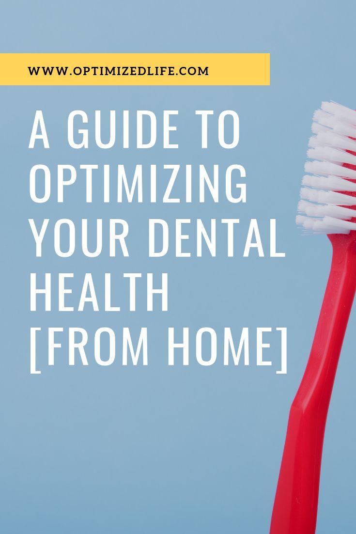 Zahngesundheit    – Optimized Life Blog Board