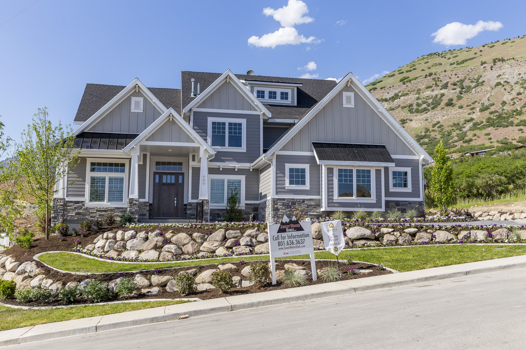 Home Utah' Custom Builder Sweetwater