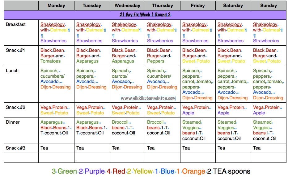 21 day fix, meal plan, 21 day fix meal plan, vegan meal ...