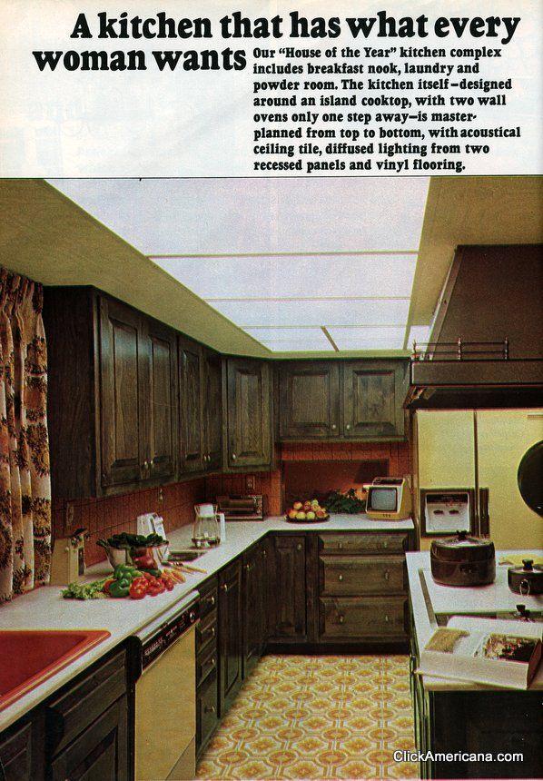 A 70s Designer Dream House The American Home Of 1974 Verano