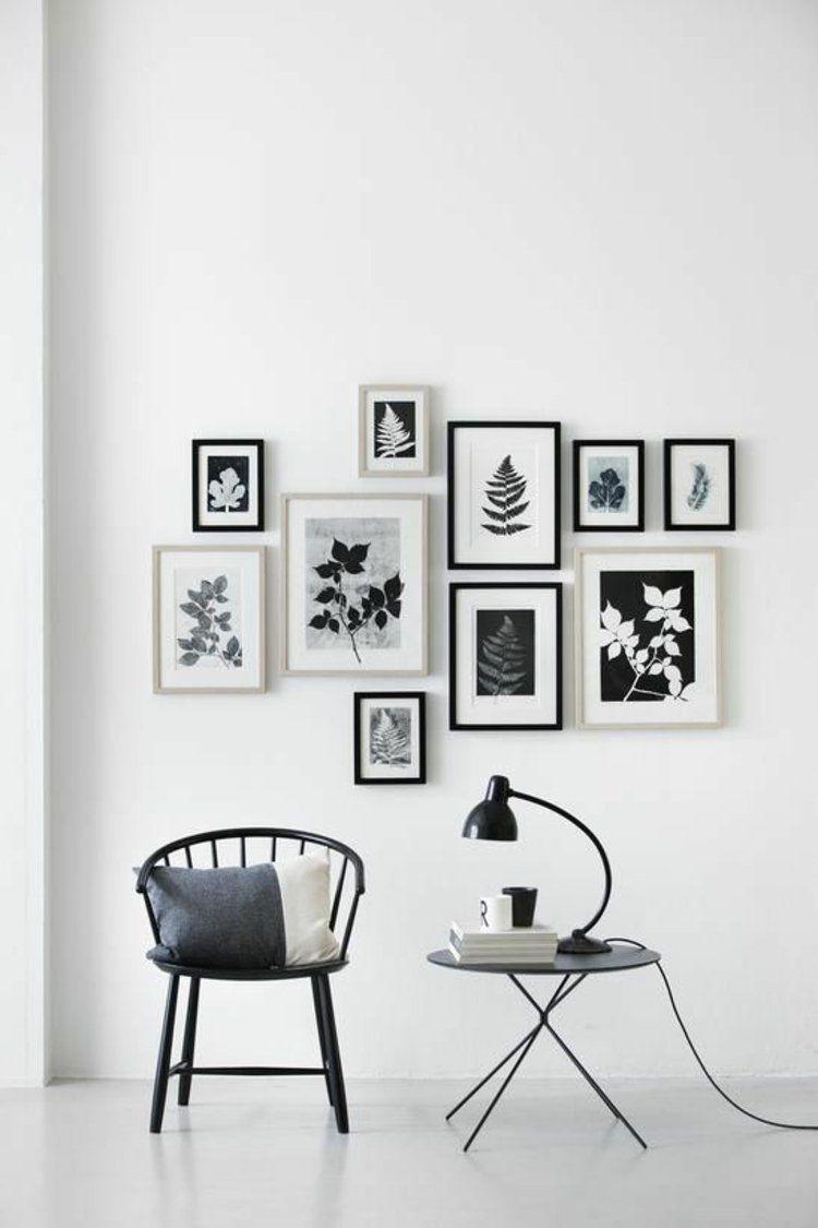 50 Fotowand Ideen, die ganz leicht nachzumachen sind   Haus deko ...