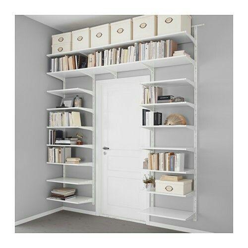 Ordnungssysteme Ikea idea para encima de la puerta lavadero decoracion