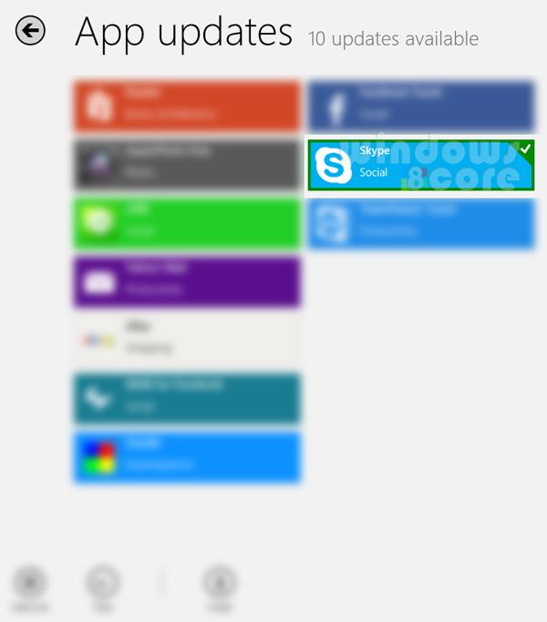 Skype app for Windows 8/RT updated with file sending