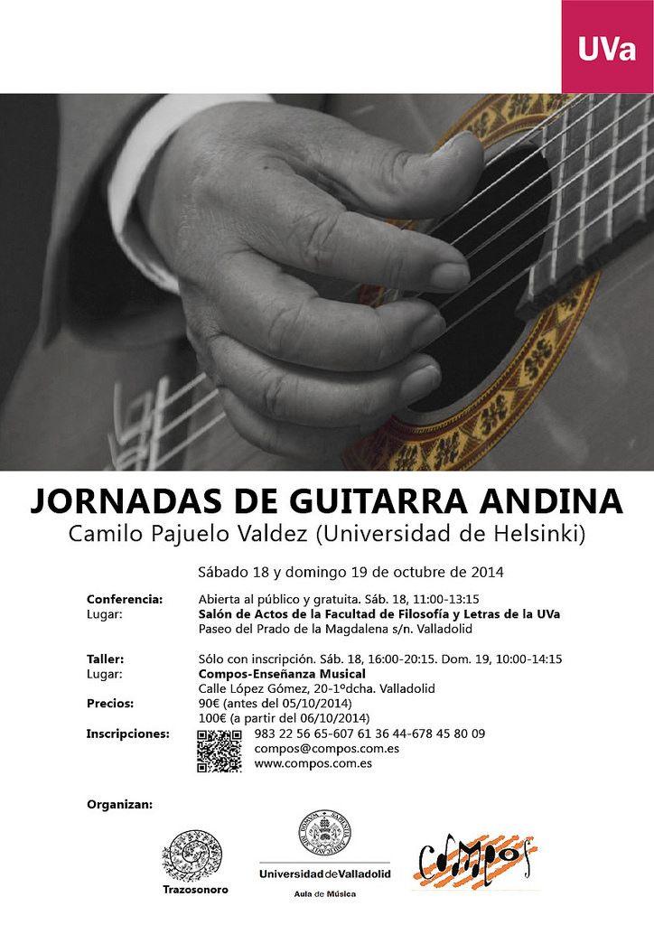 Jornadas De Guitarra Andina Holding Hands