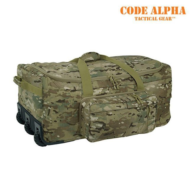 Mercury Luggage Deployment/Container Bag, TAA - Multicam