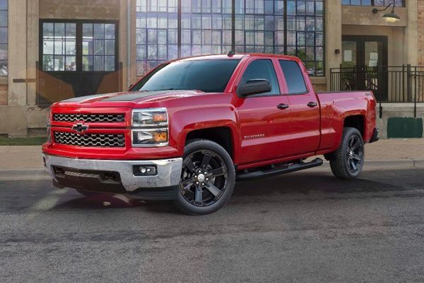 The Rally 2 Edition Package For 2015 Silverado Lt Pickups Features