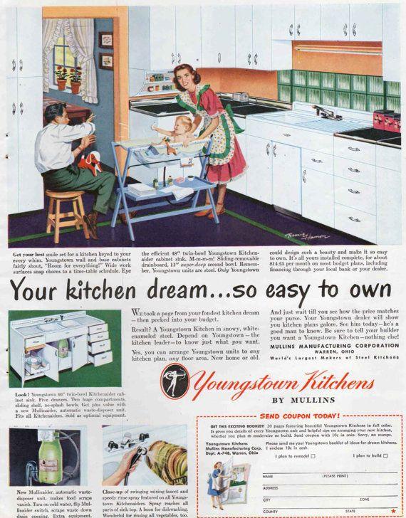 Youngstown Kitchens Ebay Steel Kitchen Cabinets Youngstown Steel Kitchen