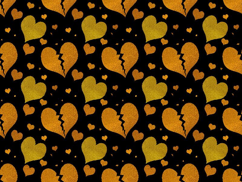 Seamless Glitter Heart Pattern Png Glitter Hearts Heart Patterns Seamless Textures
