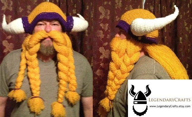 Minnesota Vikings Helmet with Mustache by Drgibbs on deviantART ...
