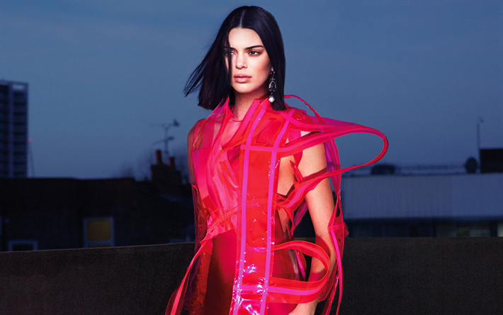 adc1ccd060d Download wallpapers Kendall Jenner