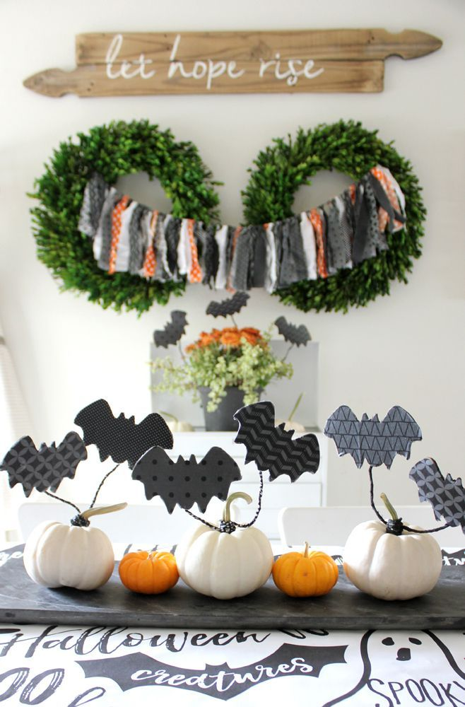 20+ Spooky and Spectacular Halloween Centerpieces Decoupage