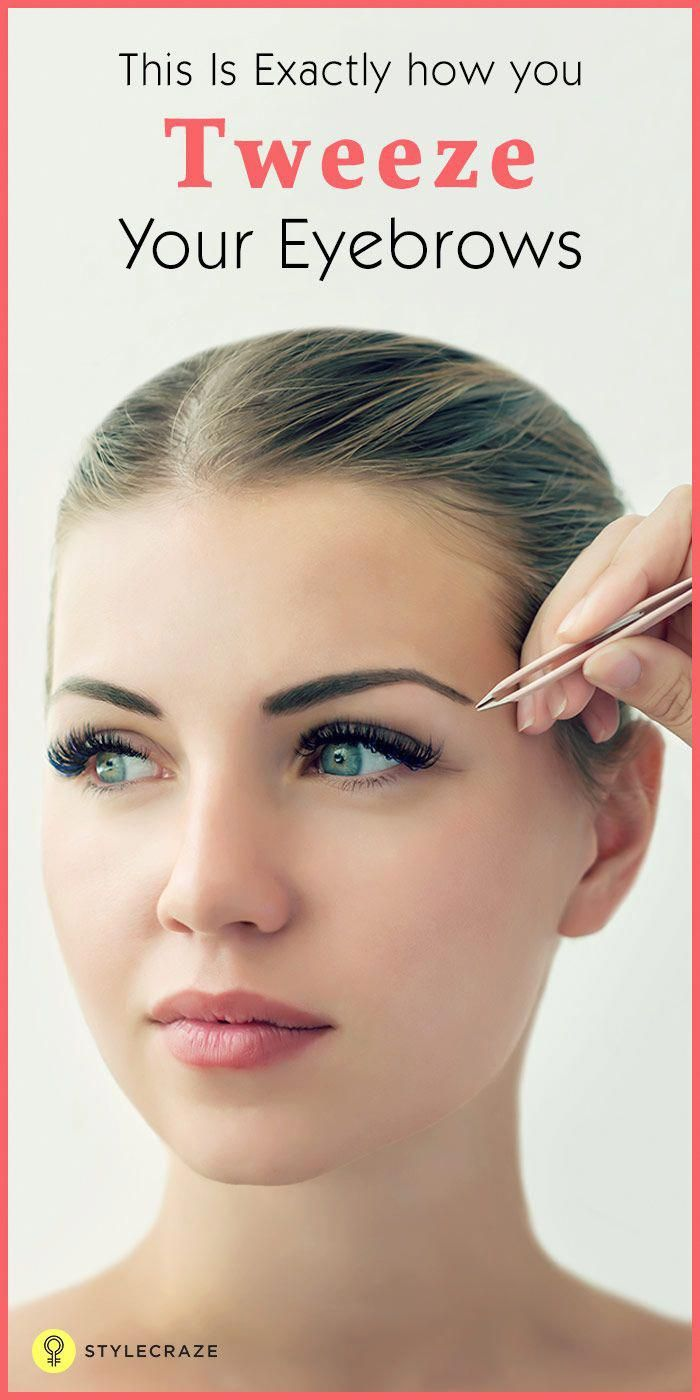 Eyebrow Threading Places Near Me   Natural Brow Shape ...