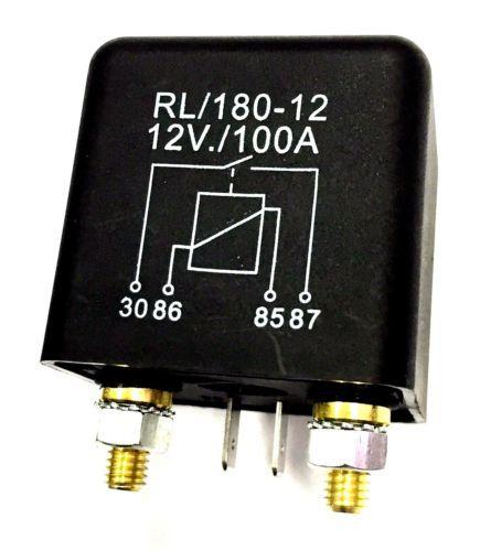 Heavy Duty 12v Dc Relay 100a Automotive Switch Relay Heavy Duty Switch