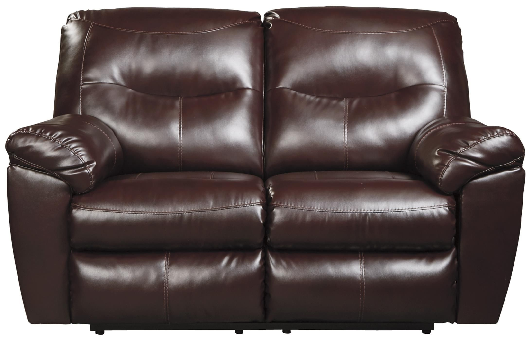 Signature Design By Ashley Kilzer Durablend Reclining Loveseat