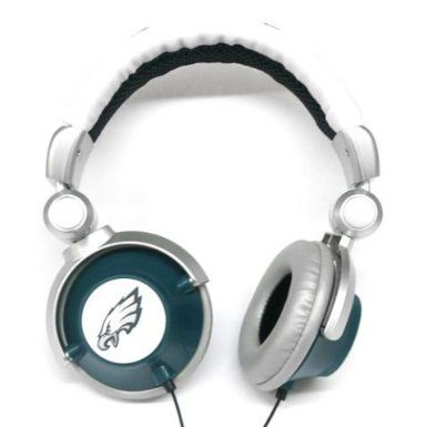 Philadelphia Eagles DJ Headphones Eagles Gear 120749d75