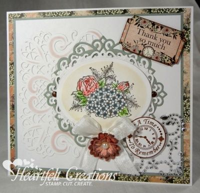 Heartfelt Creations   Thankful Times from Once Upon A Time Collection