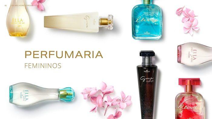 Perfumes Femininos Hinode Conheca Nossa Linha Exclusiva Com